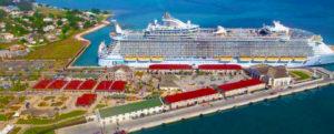 Falmouth Cruise Ship Port