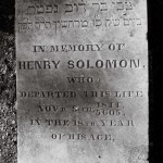 Falmouth Jewish Cemetery-Falmouth Heritage Walks